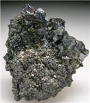 Pyrargyrite on Acanthite